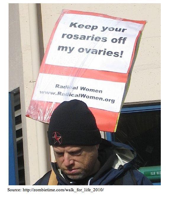 Dude, You Got Ovaries?