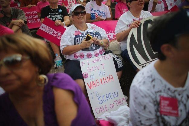 More Government Vaginas