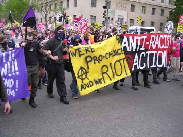 Riot! Riot! Riot!