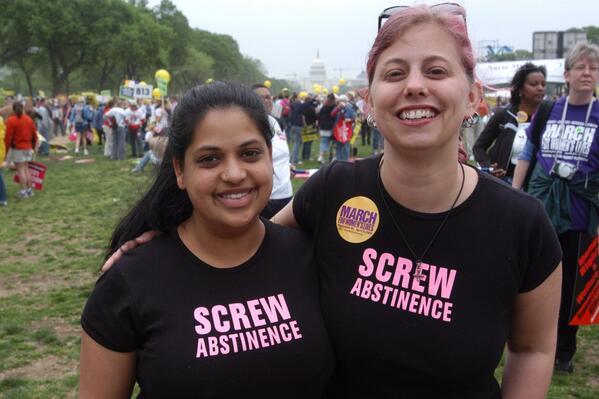 Screw Abstinence
