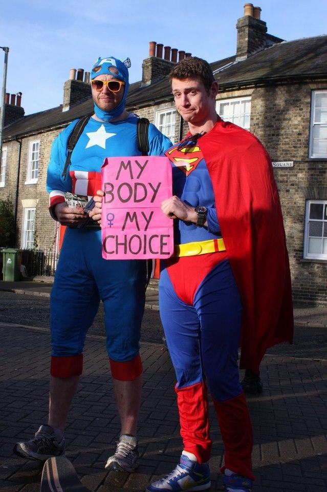 Pro-Choice Superheroes!