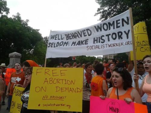 Well Behaved Women?