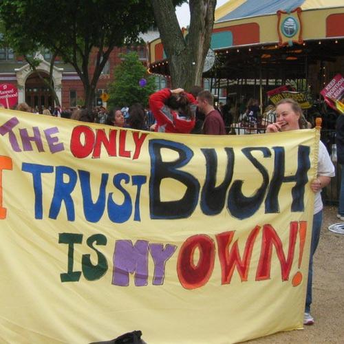 Trusting Bush