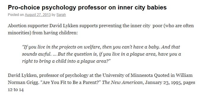 Inner City Babies