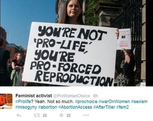 Typical Feminist Activist